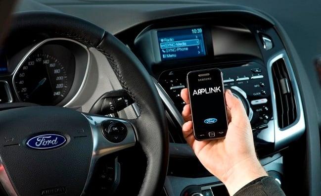Transformacion digital: Ford SYNC
