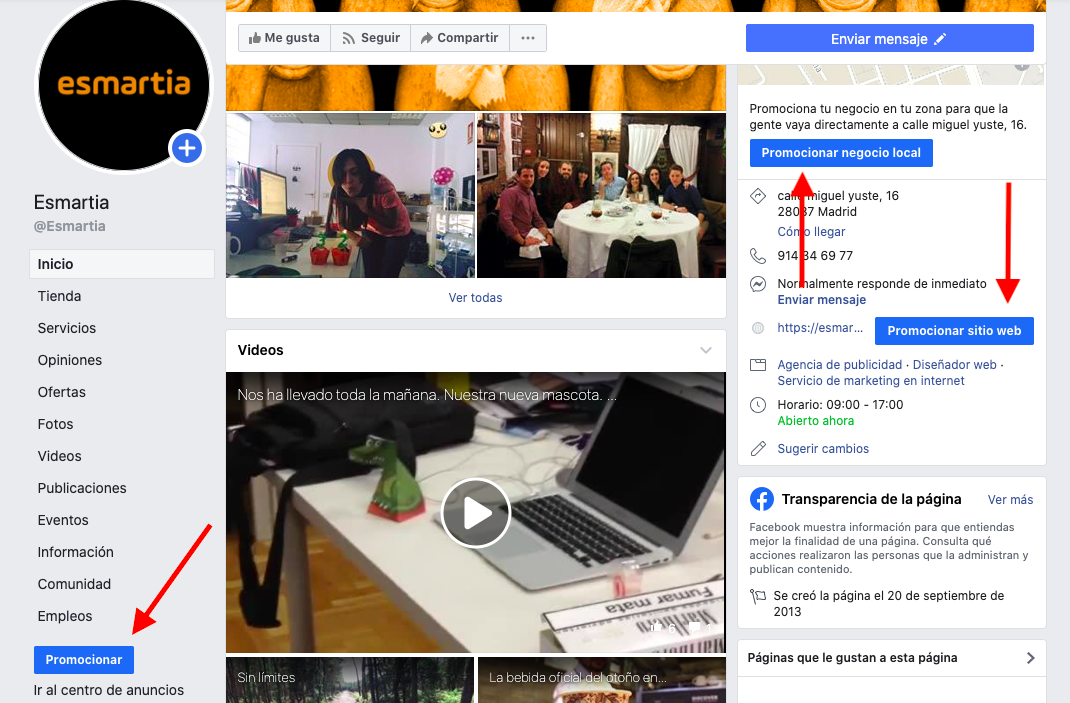 Promote-facebook-page