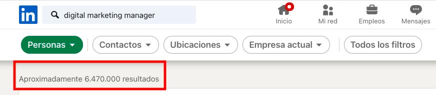 Volumen-busquedas-LinkedIn