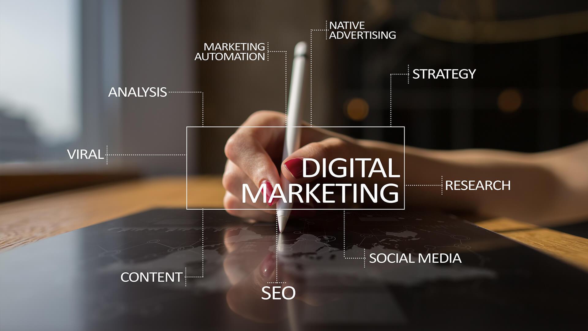 7 pasos para crear una Estrategia de Marketing Digital
